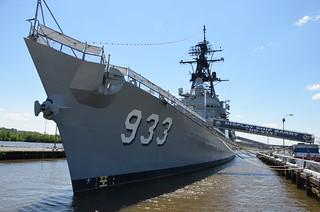 Display Ship Barry
