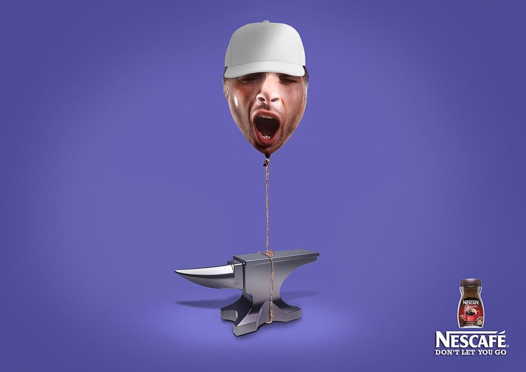 Nescafe - Anvil