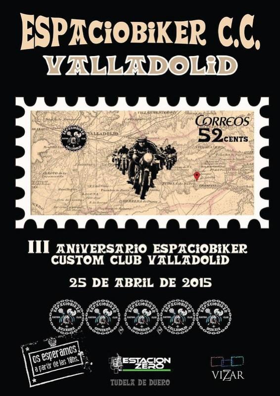 III Aniv. Espaciobiker Valladolid
