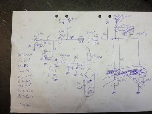 wiring diagram - Britbike forum