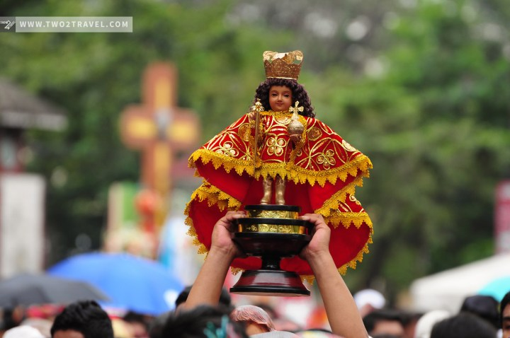 Sto. Nino procession, Cebu City Photo Gallery | Two2Travel