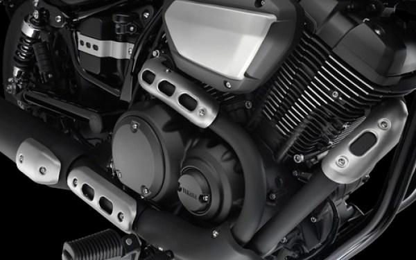 Yamaha XV950 2014 detalles