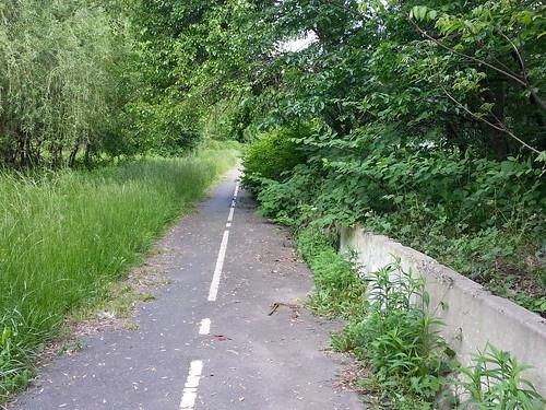 Between Stanton Road and Pomeroy Road