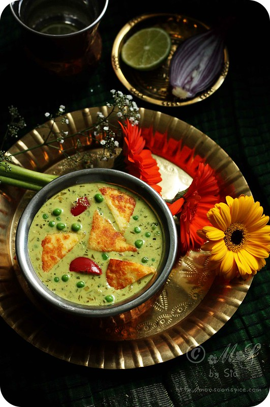 Monsoon Spice Unveil the Magic of Spices Nawabi Paneer Curry