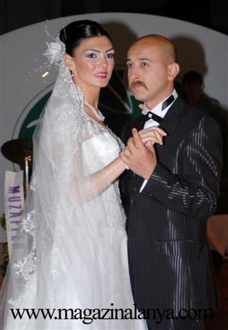 Hasan Kargı ile Hacer Akkaya evlendi