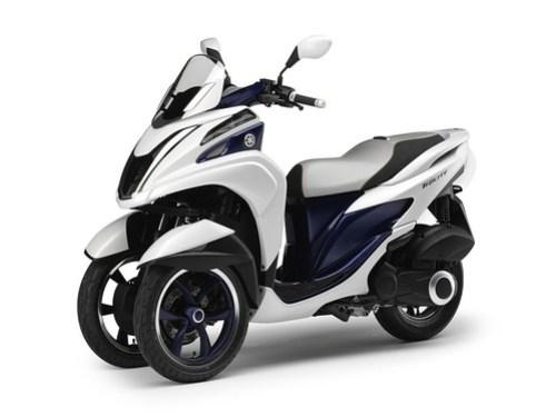Yamaha Tricity 2014 16