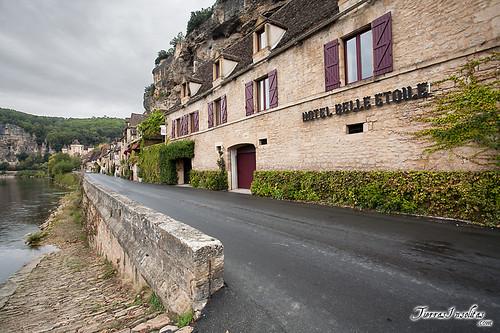 La Roque-Gageac (Francia)