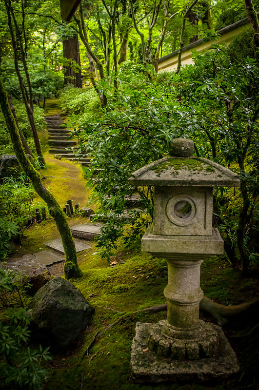 Portland Japanese Garden-17