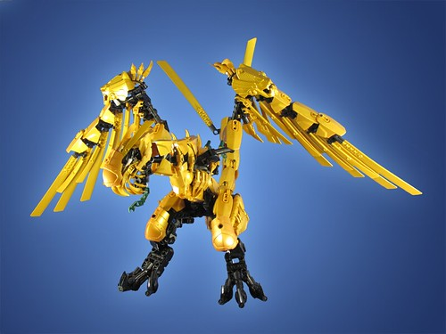 Commission Ninjago Golden Dragon