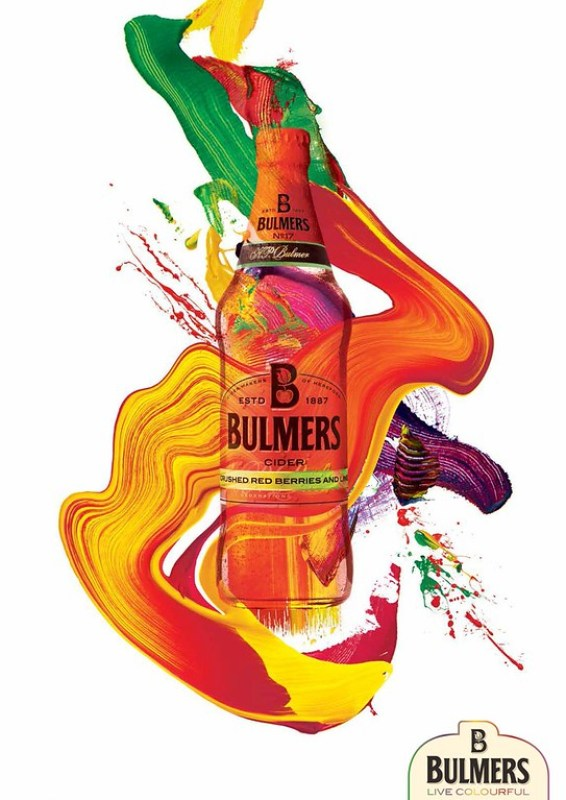 Bulmers - Color Mix 3