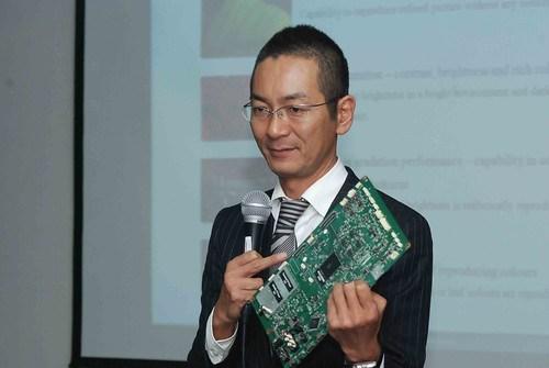 Yuji Motomura, TV Brand Manager