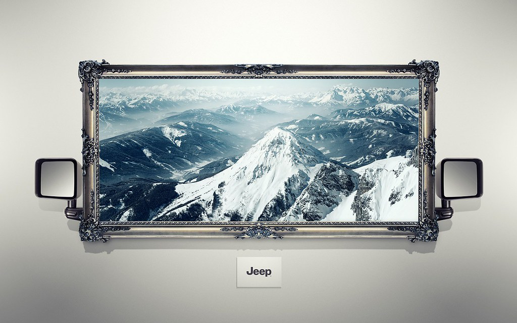Jeep- Mountain