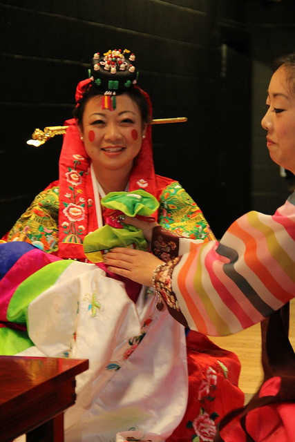 korean ceremony