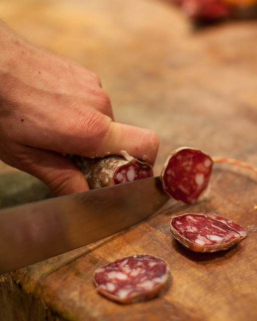 Terroirs d'Avenir sausage