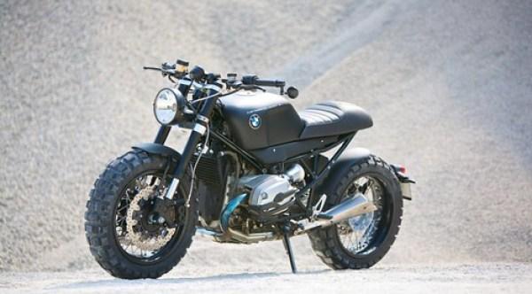 BMW R1200R por Lazareth 10