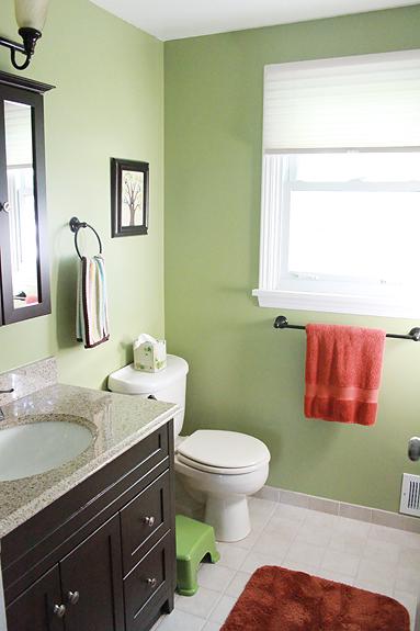 KidGuest Bathroom Facelift Heather Drive - Bathroom facelift