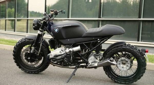 BMW R1200R por Lazareth 16