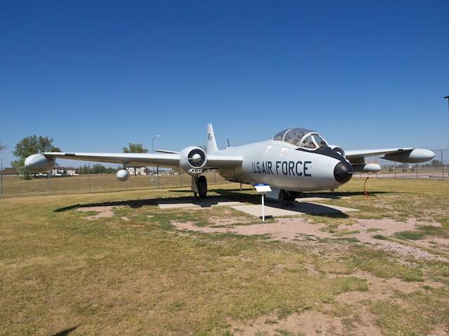 """Martin EB-57 """"Canberra"""""""