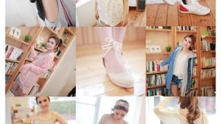 [穿搭] 充滿濃濃質感的Cinderella‧仙杜瑞拉女孩兒