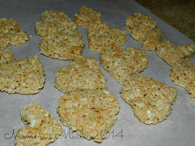 Heart Rice Crispy Treats (4)