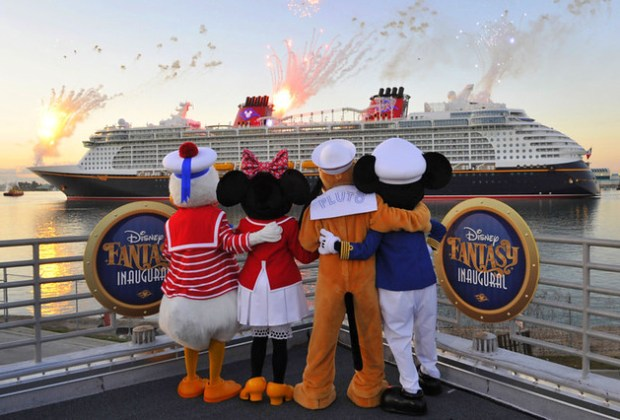 BEST CRUISE SHIPS DISNEY FANTASY