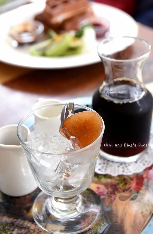 台中早午餐推薦冰滴咖啡插座餐廳胖達26