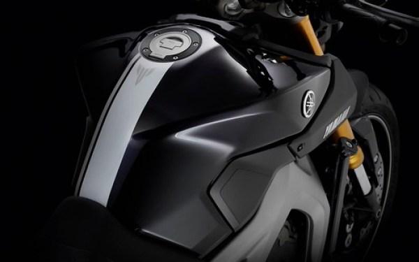 Detalles Yamaha MT-09