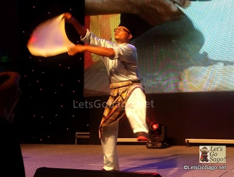 Guest Performer: The Flying Chef