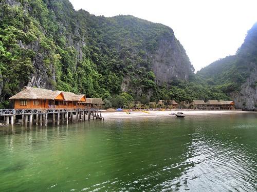 Nam Cat Island