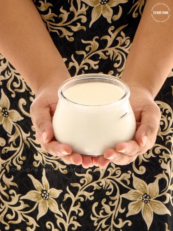 Homemade Curd (Dahi- Perugu -Yogurt-Thayir)