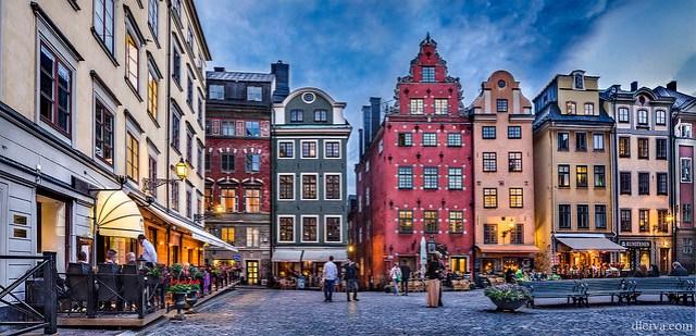 Stortorget, Gamla Stan (Stockholm, Sweden)