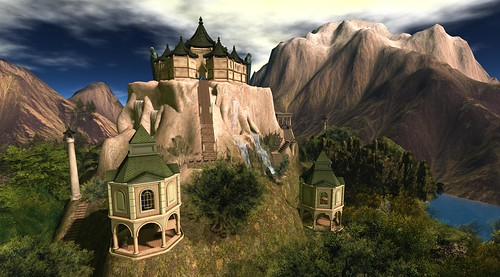 The Elven Isle Of Telrunya