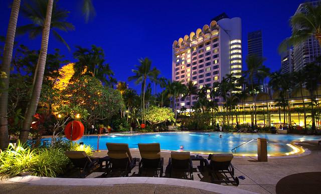 Shangri La Hotel Singapore Valley Wing Staycation I Wander