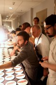 Chefs Plating West Coast Dinner | Departure Lounge | Chefs Week PDX