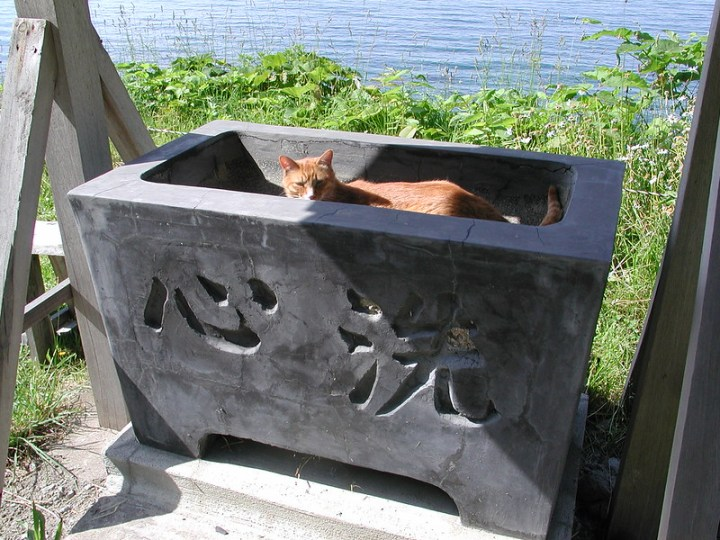 オタモイ地蔵尊