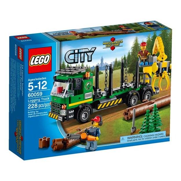 60059 Logging Truck