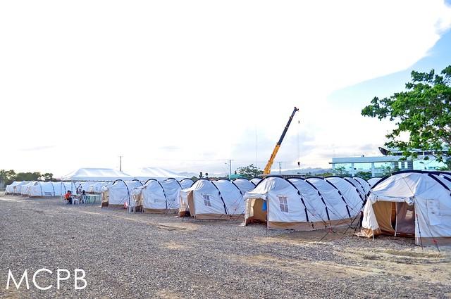 Open Tents Allowed At Warren Dunes State Park Beach