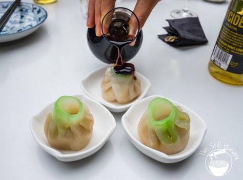 Love on Top potts point dumplings