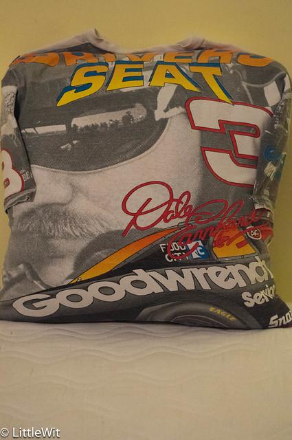 Body pillow - back