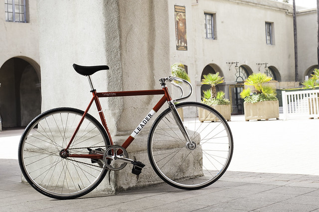 Leader Bikes 722 Heritage Edition
