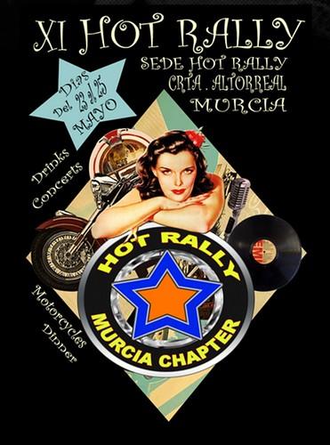 XI Hot Rally - Murcia