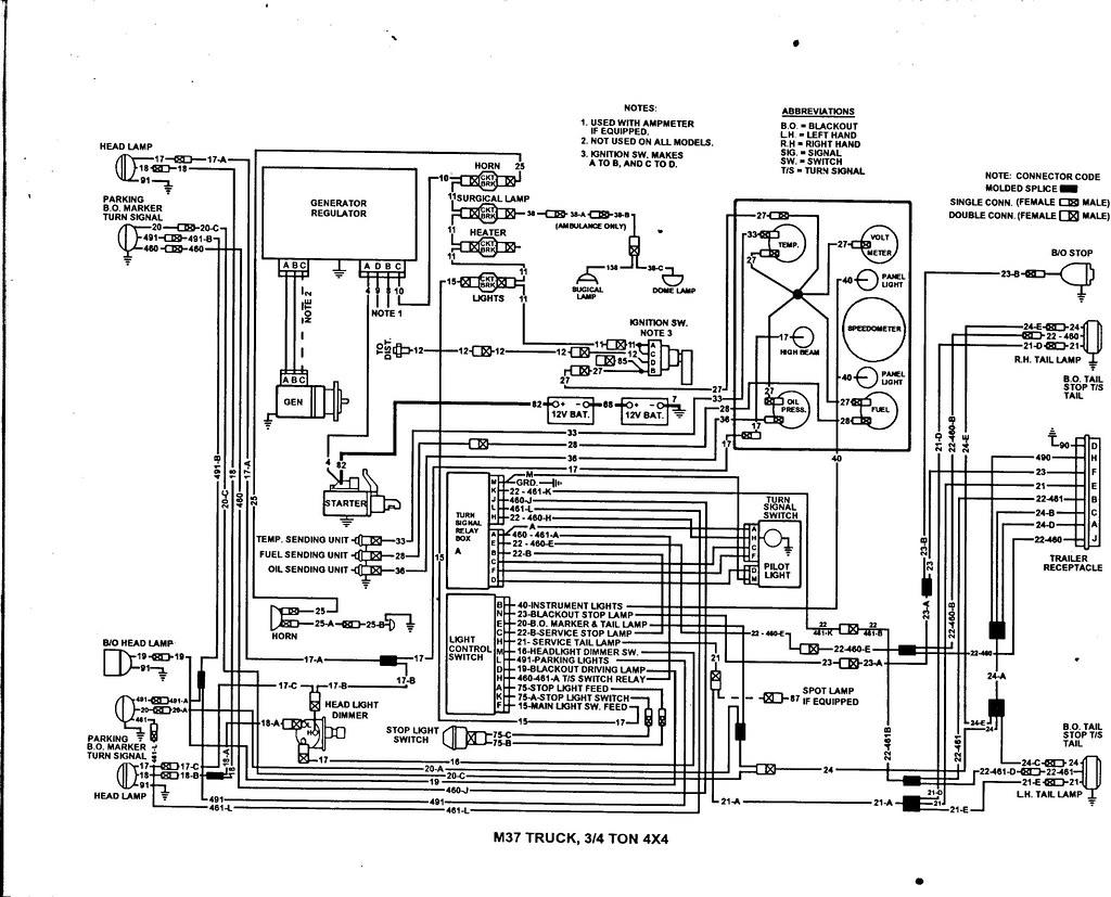 m37 wiring schematic