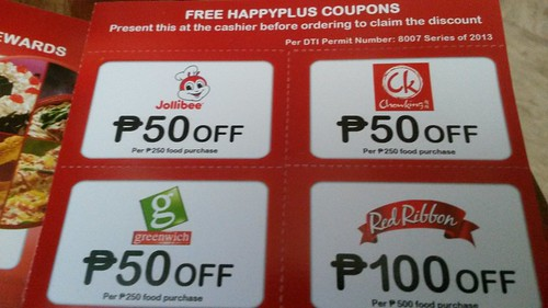 Happyplus coupons