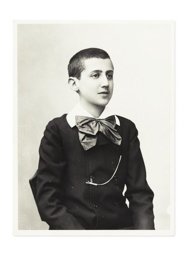 Lot 128 - Marcel Proust