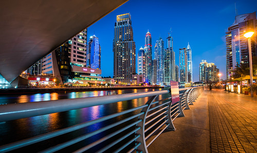 Good Evening Hd Wallpaper 3d Dubai Marina We Arrived Home From Our Holiday Yesterday