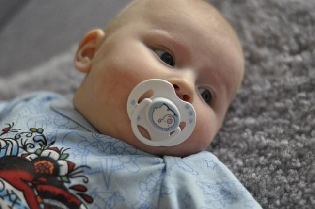 Lexie 5 månader