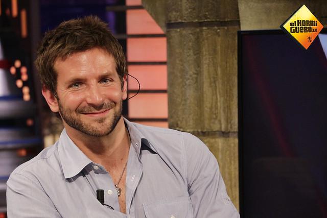 Bradley Cooper vino a divertirse a El Hormiguero