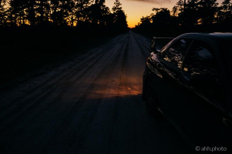 Sunset spoiler