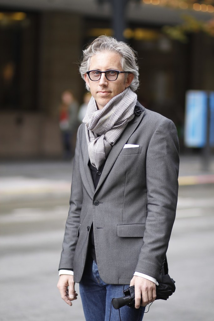 How To Style Scarves Men Dress Me Blog Me