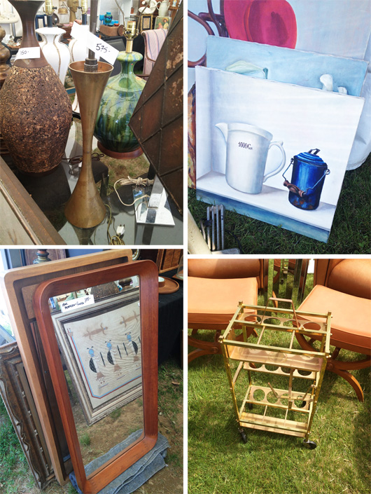 Flea Market Tips From a Stylist (Part Two)